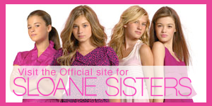 Official Sloane Sisters Site