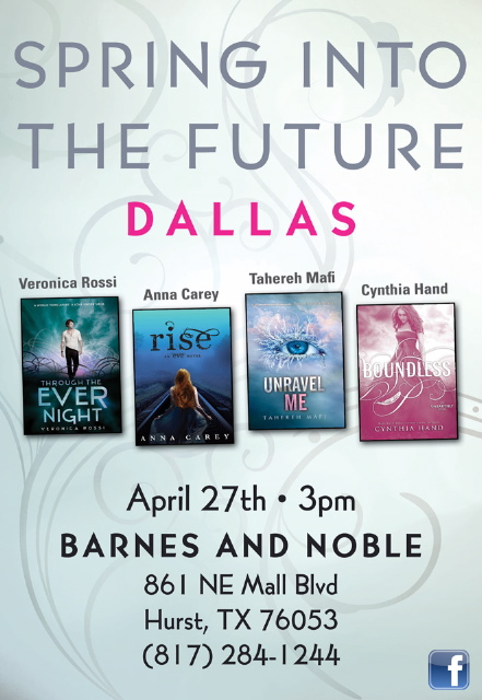 Spring Into The Future Dallas Stop